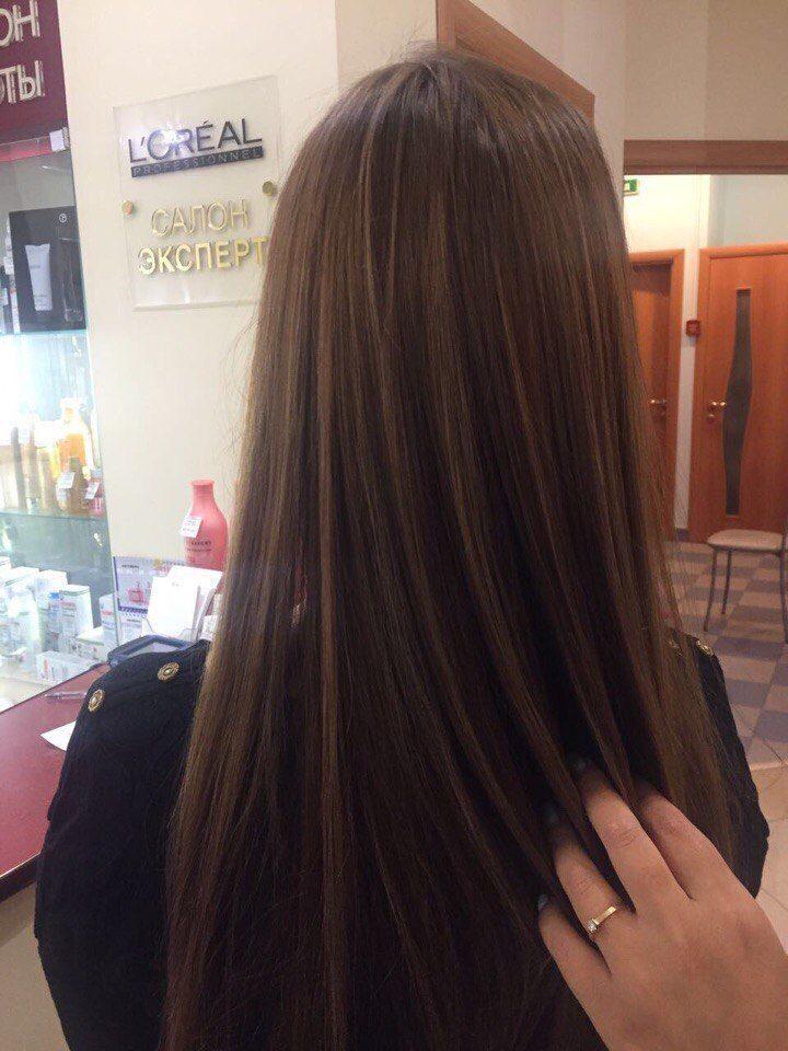 Мелирование волос спб цена